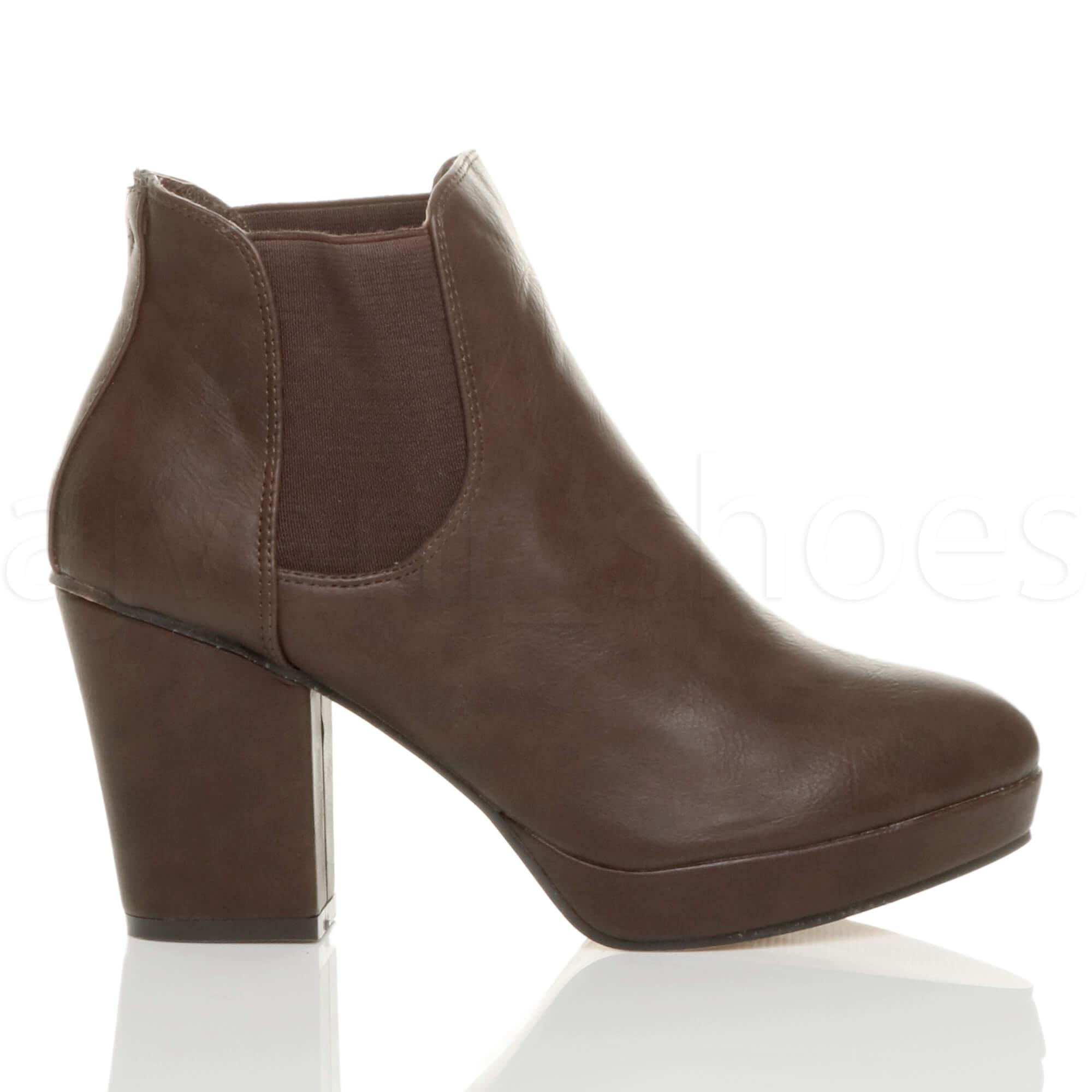 Brown High Heel Shoes Uk