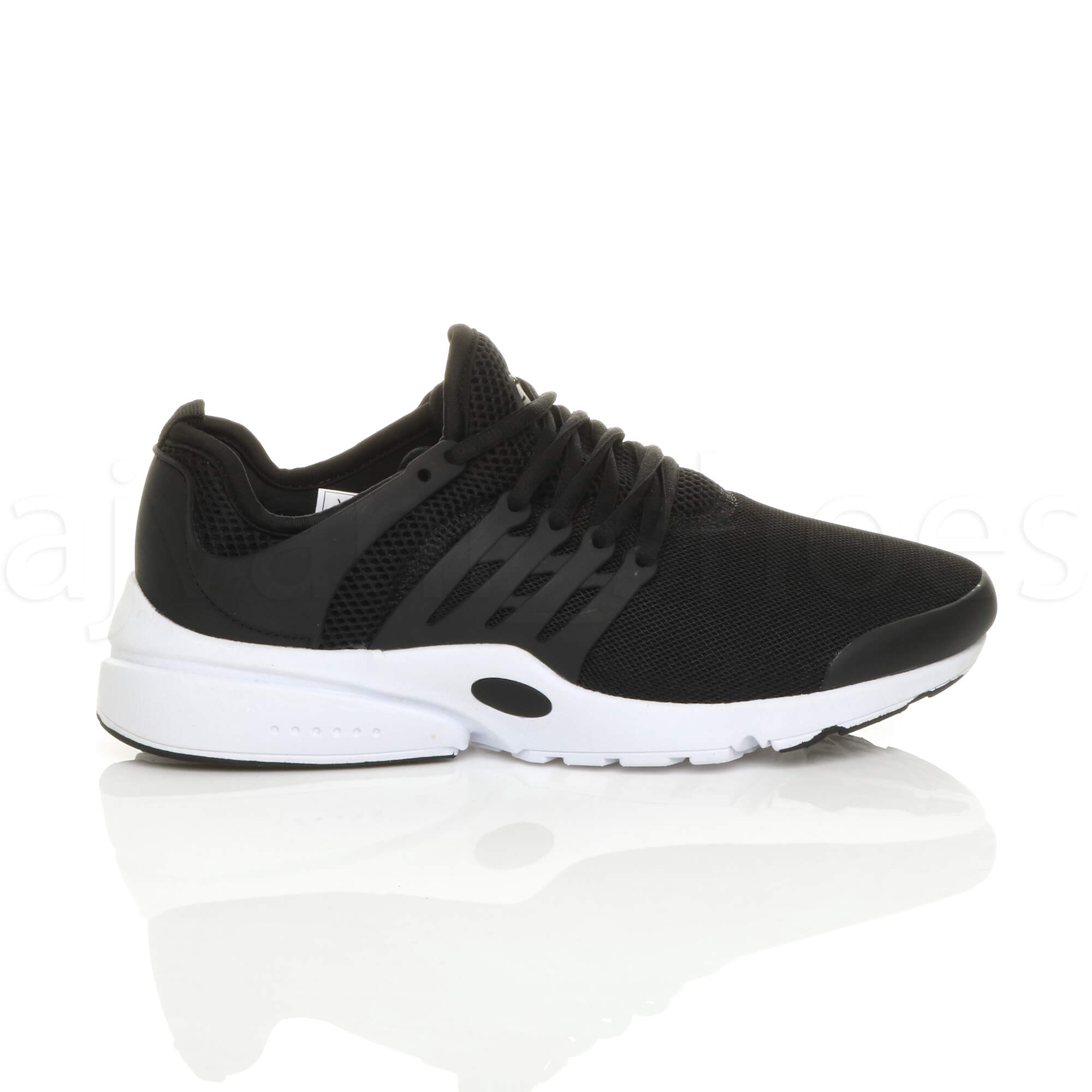MENS-LACE-UP-SPORTS-GYM-FITNESS-RUNNING-FLEXIBLE-TRAINERS-CASUAL-SNEAKERS-SIZE thumbnail 11