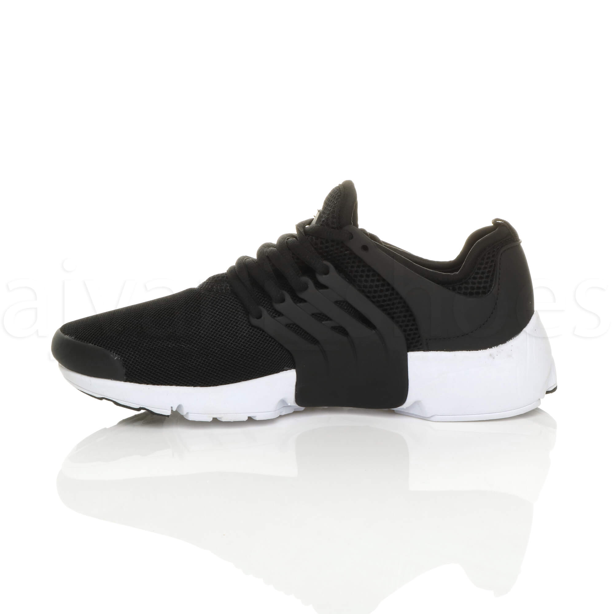 MENS-LACE-UP-SPORTS-GYM-FITNESS-RUNNING-FLEXIBLE-TRAINERS-CASUAL-SNEAKERS-SIZE thumbnail 12