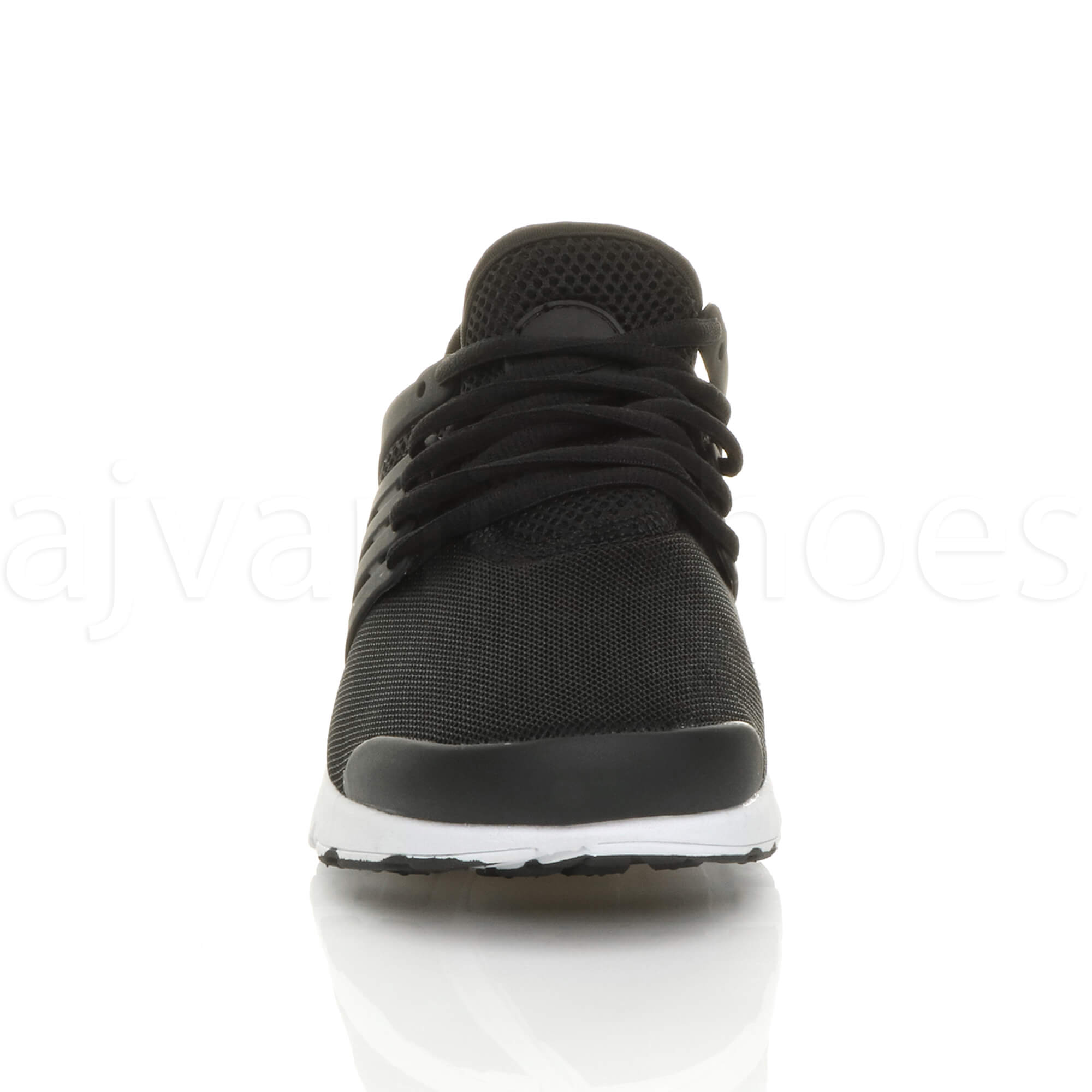 MENS-LACE-UP-SPORTS-GYM-FITNESS-RUNNING-FLEXIBLE-TRAINERS-CASUAL-SNEAKERS-SIZE thumbnail 15