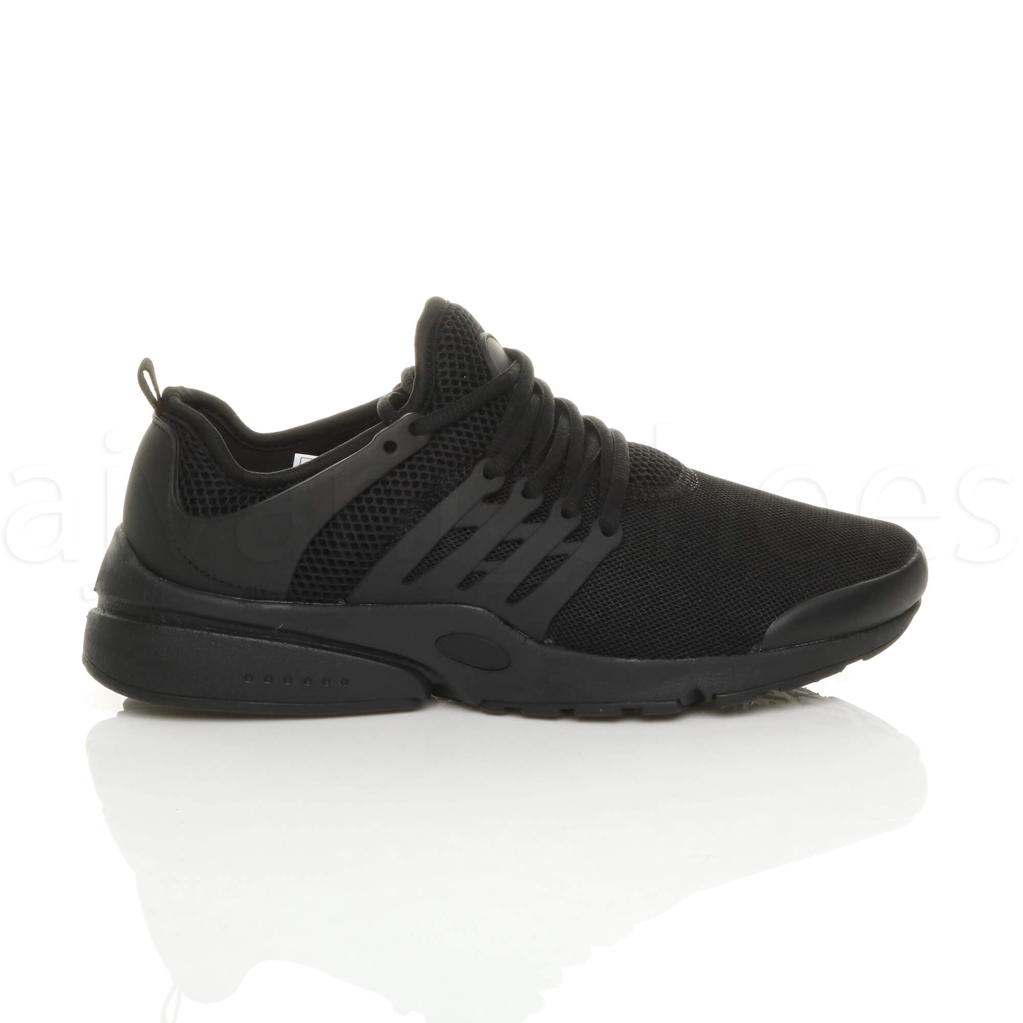 MENS-LACE-UP-SPORTS-GYM-FITNESS-RUNNING-FLEXIBLE-TRAINERS-CASUAL-SNEAKERS-SIZE thumbnail 3