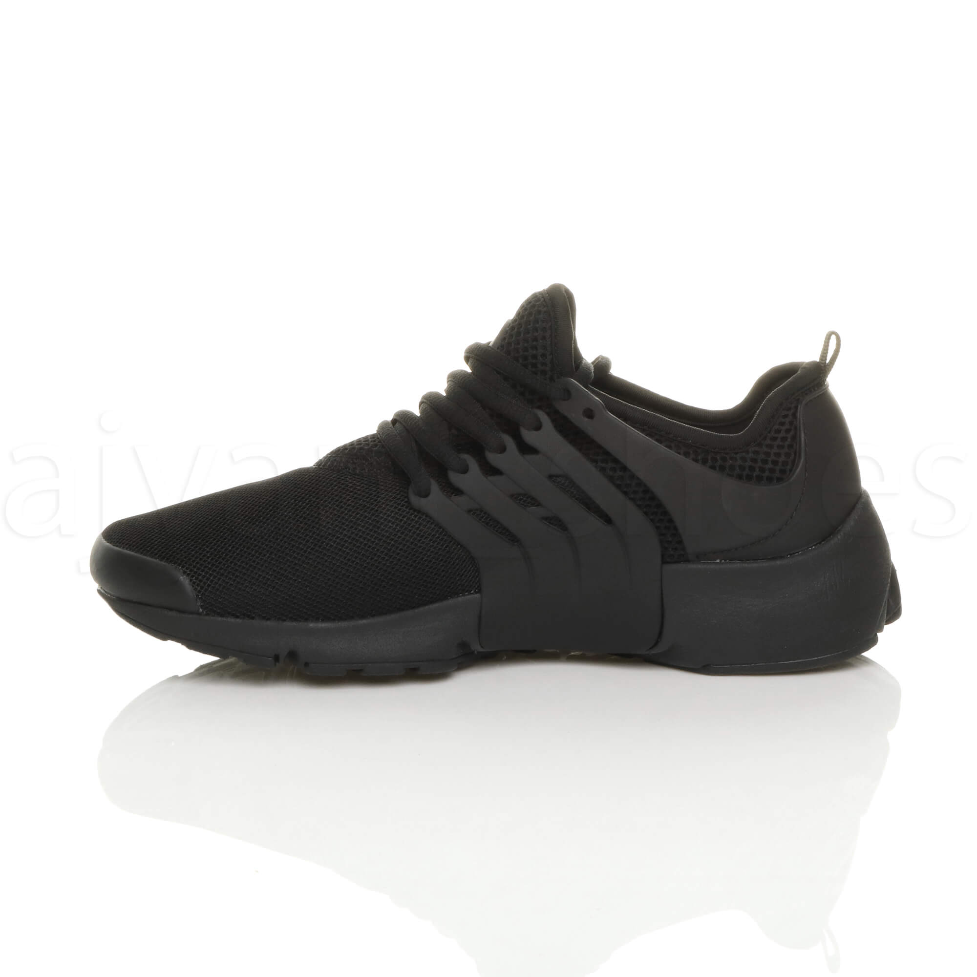 MENS-LACE-UP-SPORTS-GYM-FITNESS-RUNNING-FLEXIBLE-TRAINERS-CASUAL-SNEAKERS-SIZE thumbnail 4