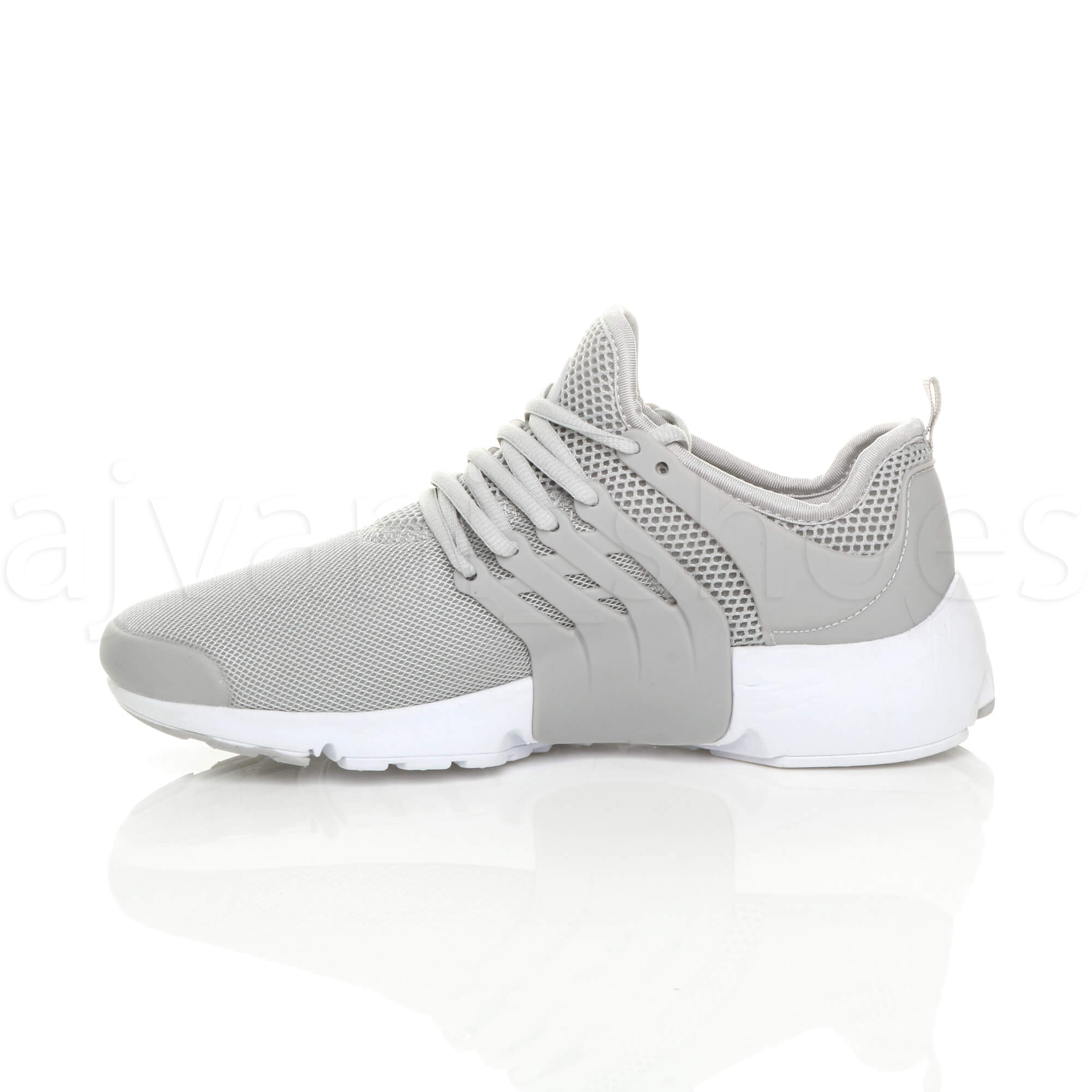 MENS-LACE-UP-SPORTS-GYM-FITNESS-RUNNING-FLEXIBLE-TRAINERS-CASUAL-SNEAKERS-SIZE thumbnail 20