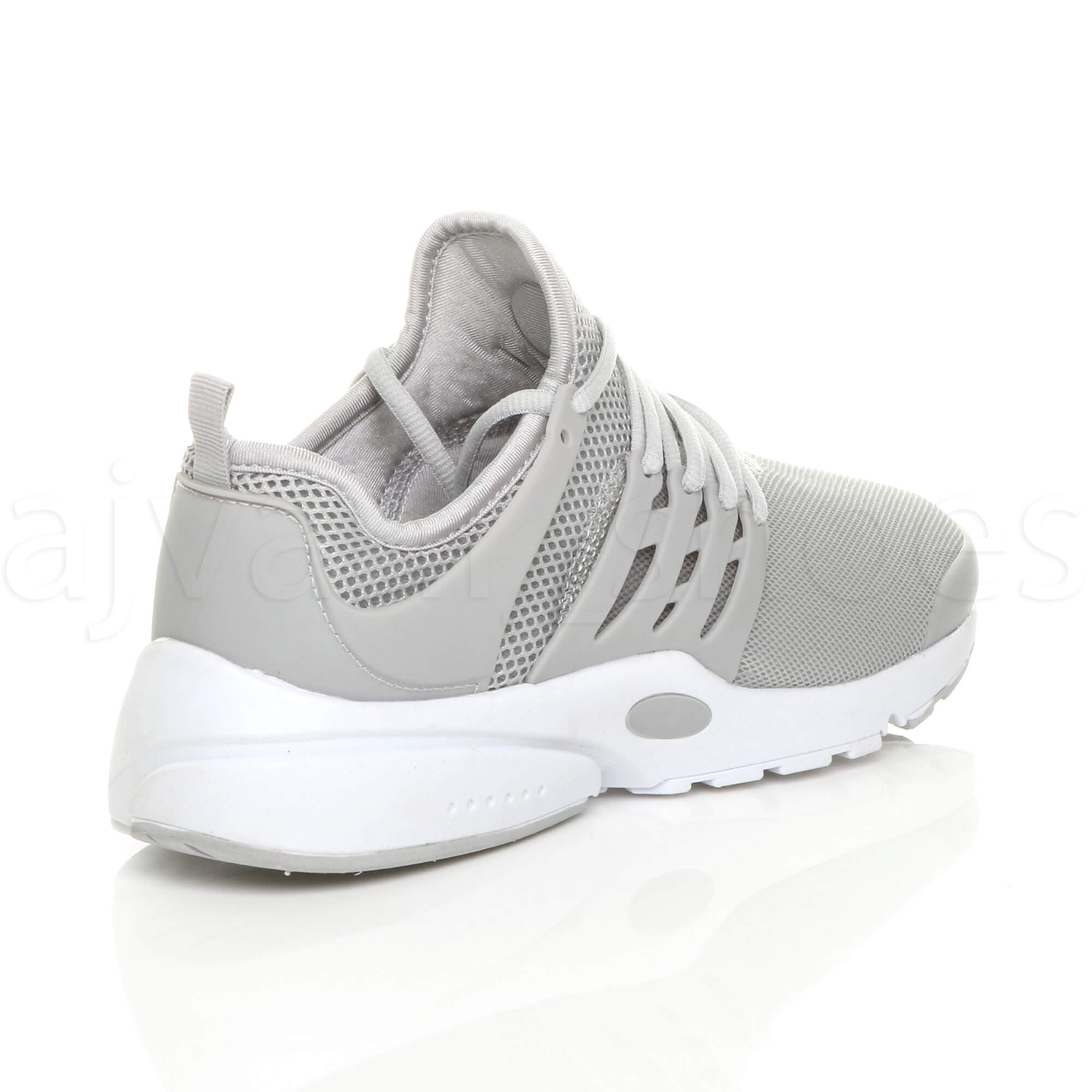 MENS-LACE-UP-SPORTS-GYM-FITNESS-RUNNING-FLEXIBLE-TRAINERS-CASUAL-SNEAKERS-SIZE thumbnail 21