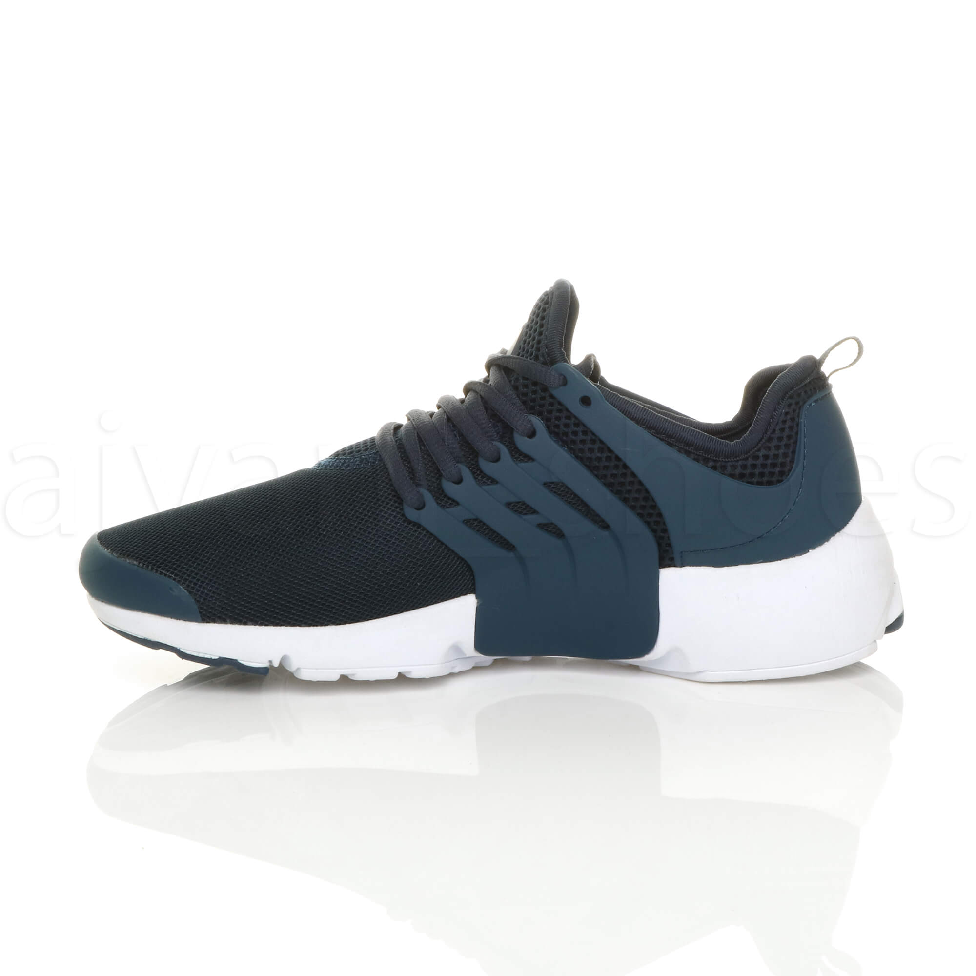 MENS-LACE-UP-SPORTS-GYM-FITNESS-RUNNING-FLEXIBLE-TRAINERS-CASUAL-SNEAKERS-SIZE thumbnail 36