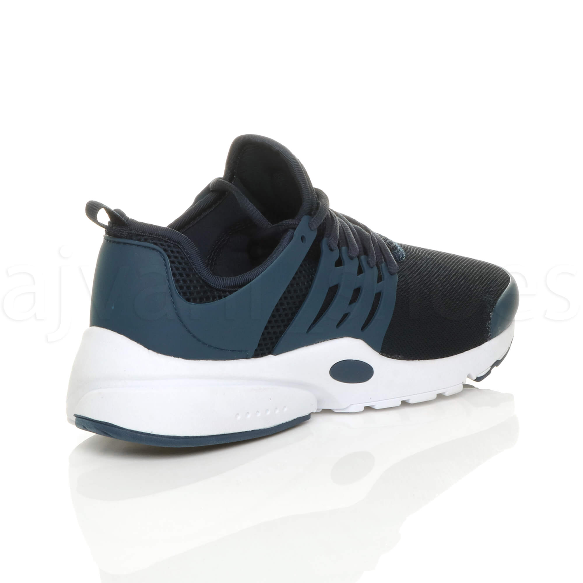 MENS-LACE-UP-SPORTS-GYM-FITNESS-RUNNING-FLEXIBLE-TRAINERS-CASUAL-SNEAKERS-SIZE thumbnail 37