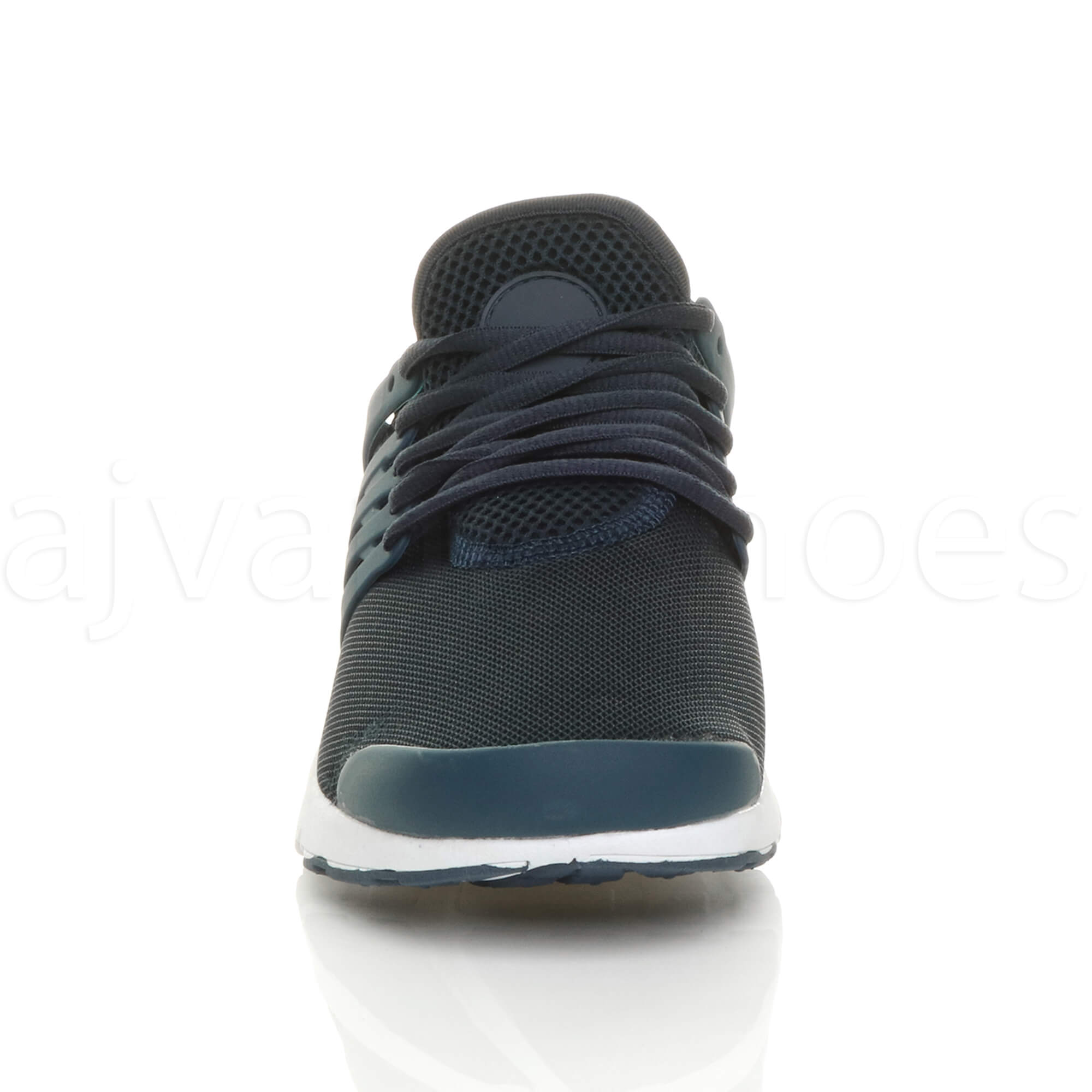 MENS-LACE-UP-SPORTS-GYM-FITNESS-RUNNING-FLEXIBLE-TRAINERS-CASUAL-SNEAKERS-SIZE thumbnail 39