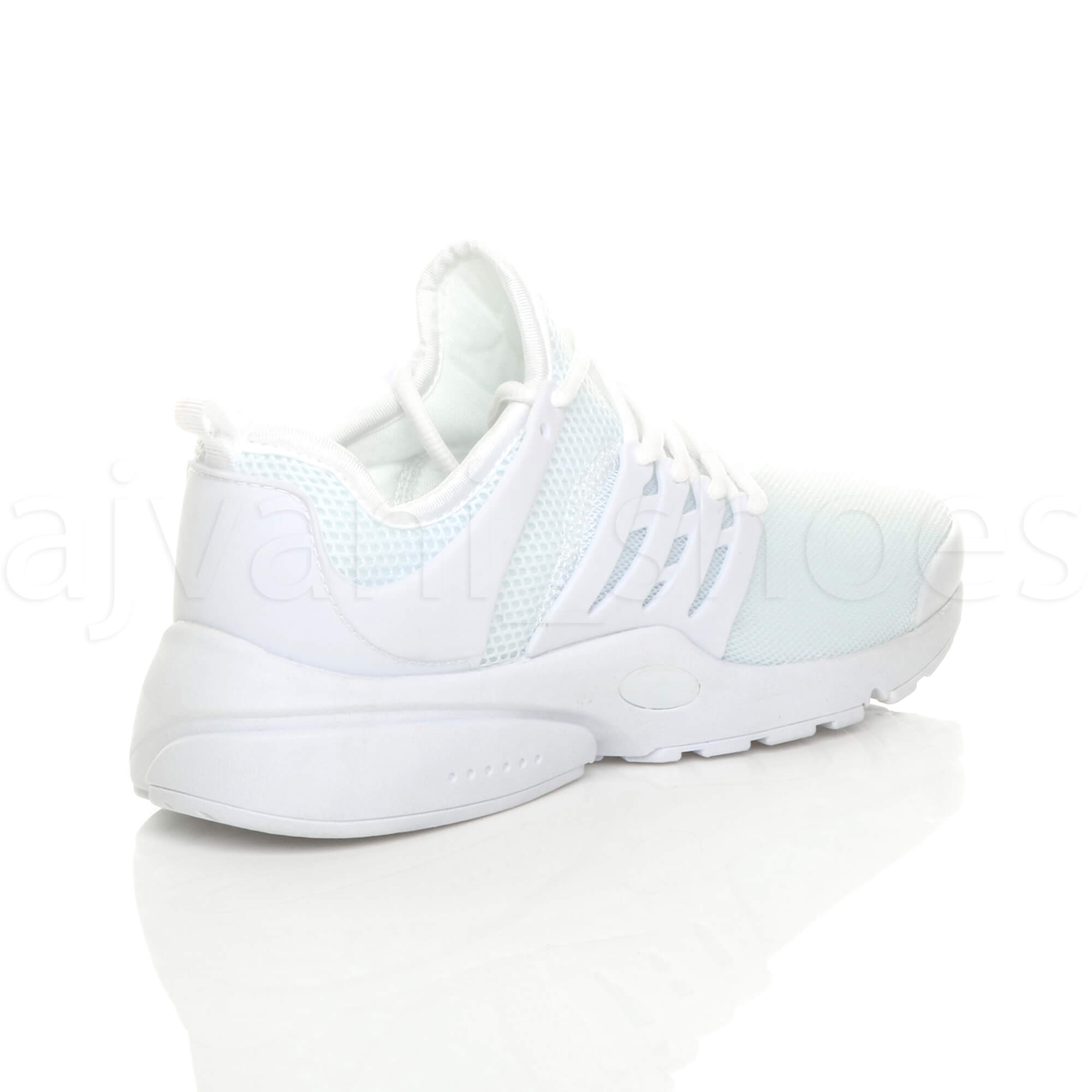 MENS-LACE-UP-SPORTS-GYM-FITNESS-RUNNING-FLEXIBLE-TRAINERS-CASUAL-SNEAKERS-SIZE thumbnail 45