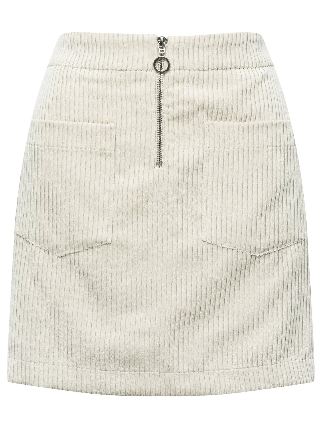 women's vero moda ladies cord pocket skirt
