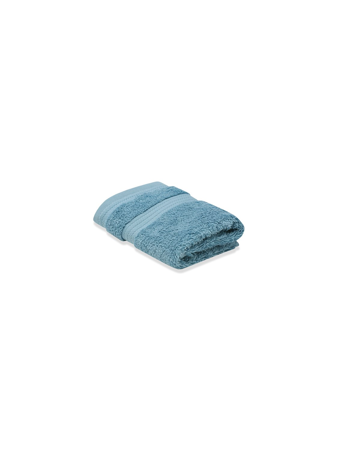 100% Combed Cotton 580Gsm Soft And Absorbent Bathroom Facecloth - Brass