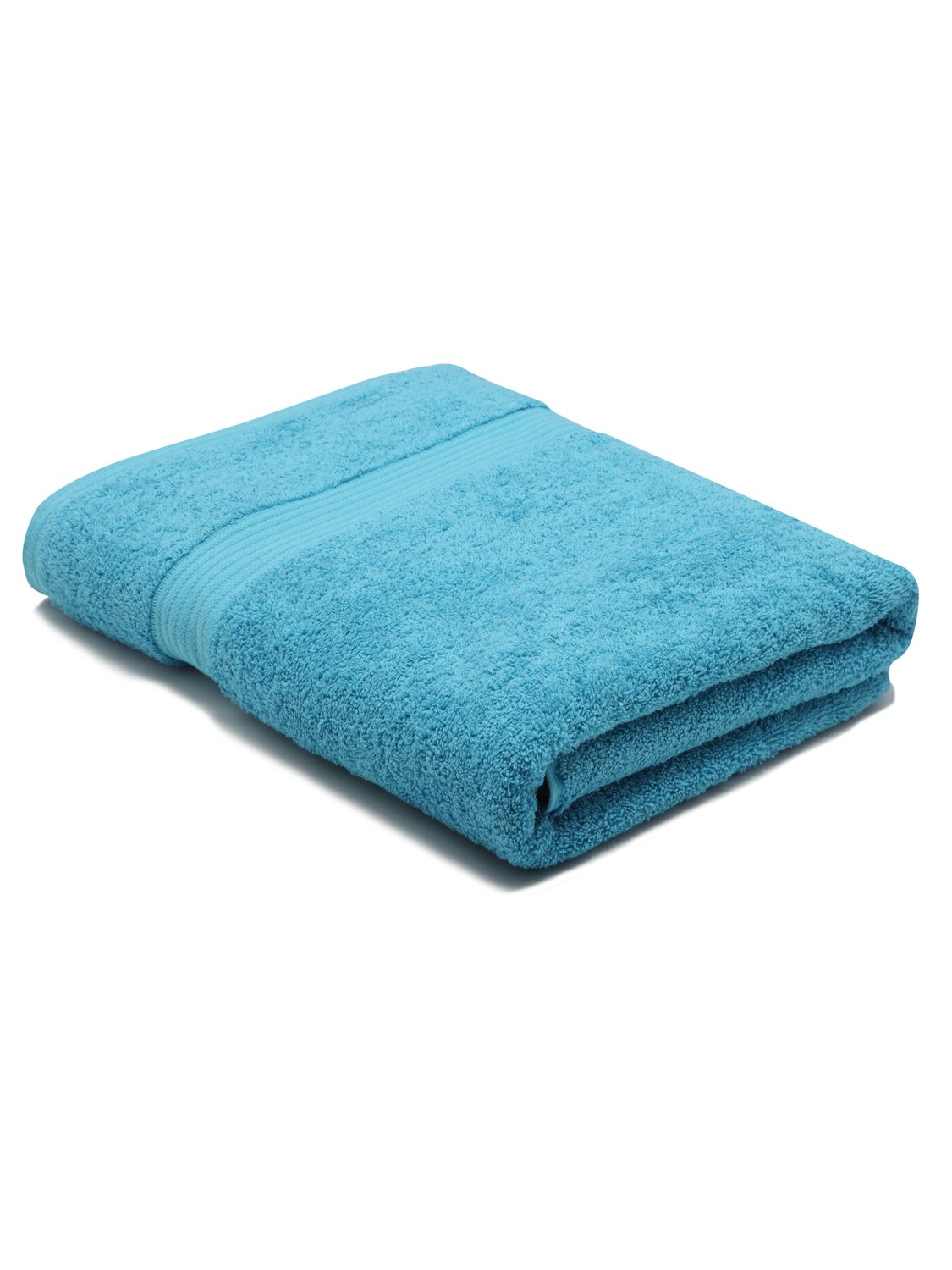 100% Combed Cotton 580Gsm Luxury Soft And Absorbent Bath Sheet  - Teal