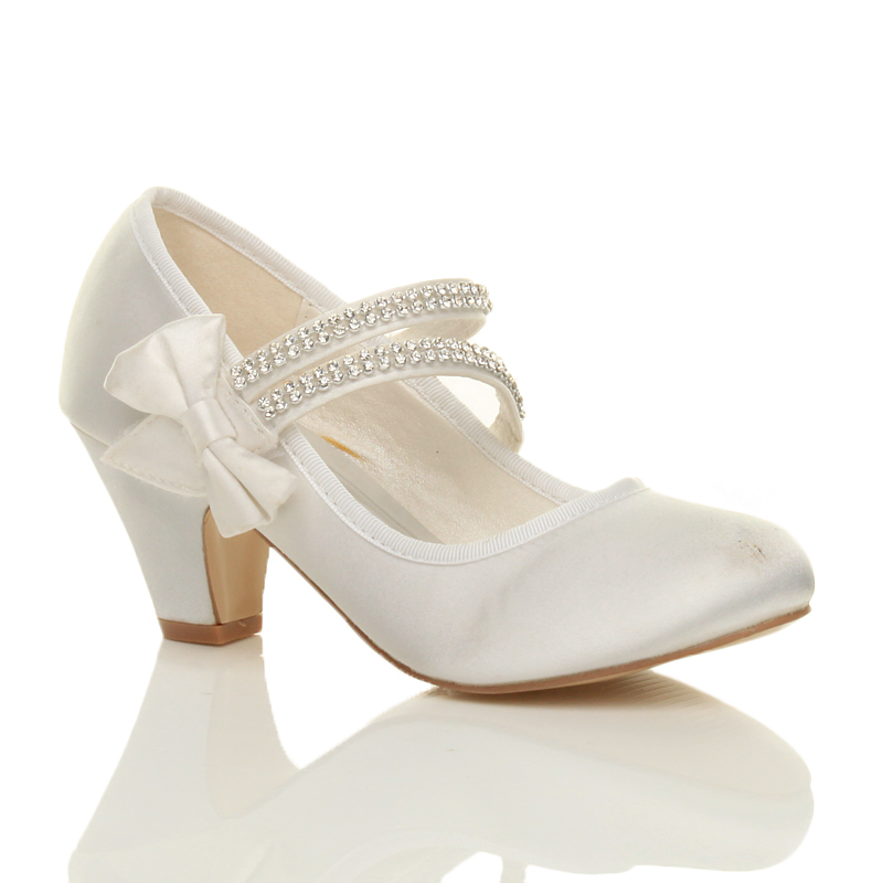Formal Shoes For Girls Size