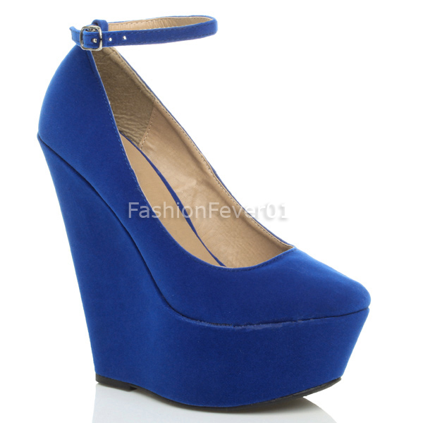 WOMENS-LADIES-HIGH-HEEL-PLATFORM-MARY-JANE-WEDGE-ANKLE-STRAP-PEEPTOE-PARTY-SHOES