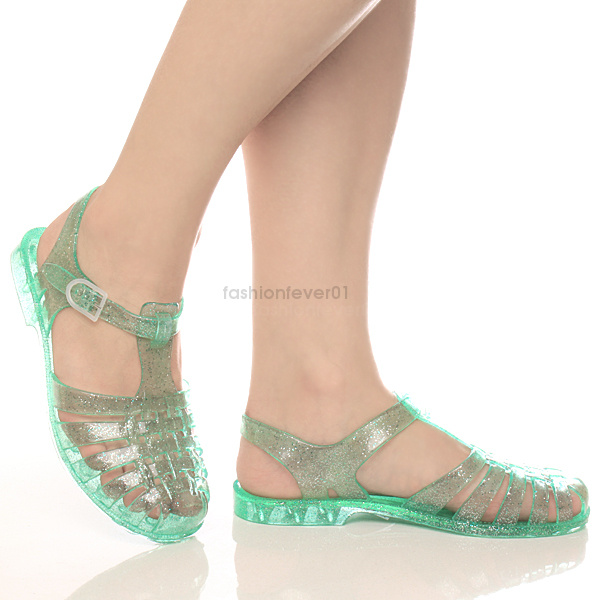 Ladies Size  Jelly Shoes