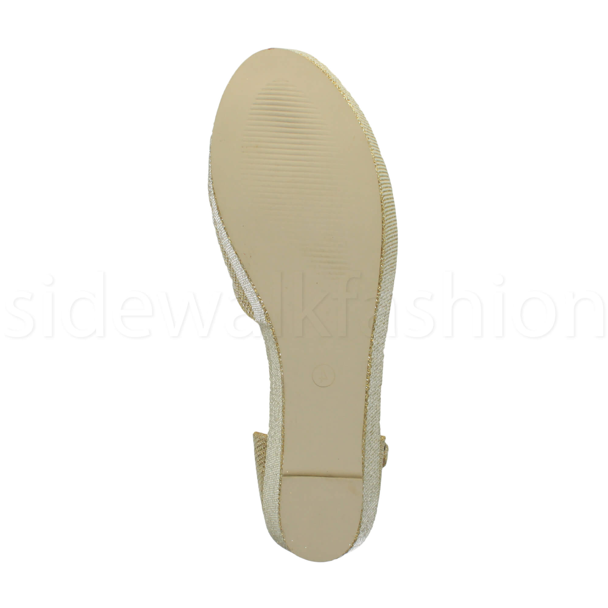 Womens-ladies-flatform-mid-wedge-ankle-strap-platform-court-shoes-sandals-size thumbnail 41