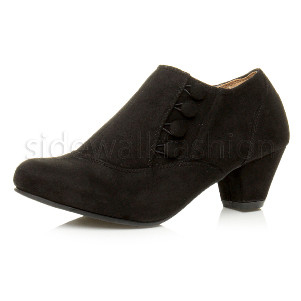 Black Heel Shoe Uk