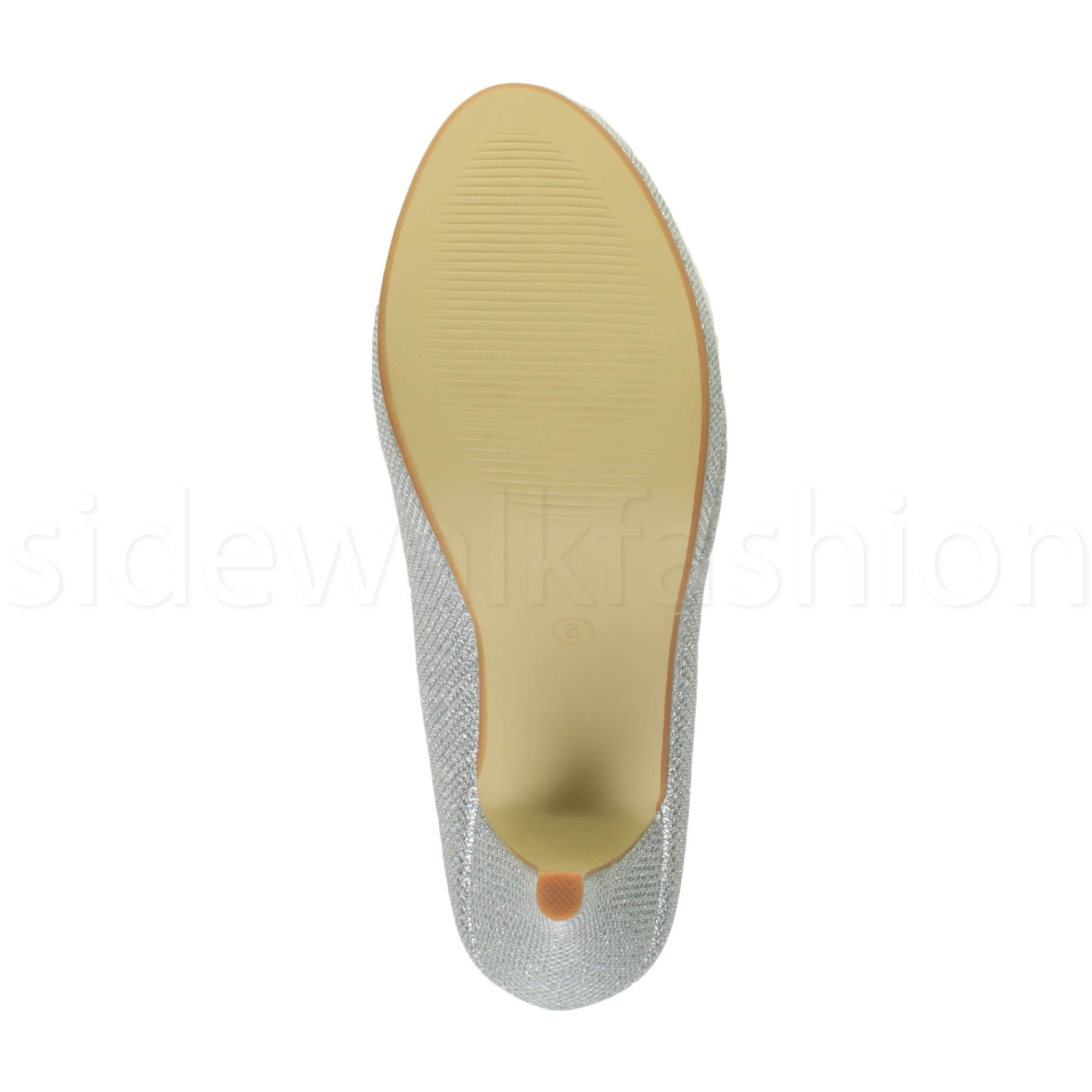 Womens-ladies-high-mid-heel-platform-wedding-evening-bridesmaid-court-shoes-size thumbnail 176