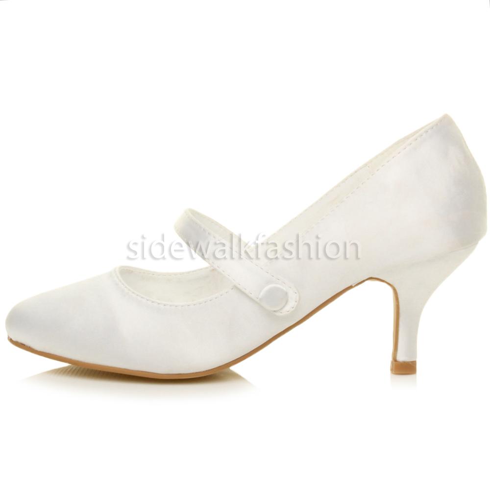 Mary Jane Bridal Shoes Uk
