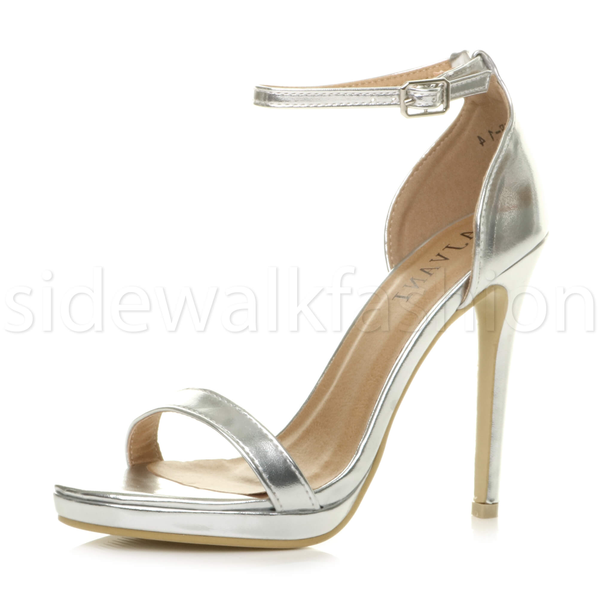 Brand New Boxed Ladies White PU High Wedge Heel Court Shoes Size UK 6 EU 39