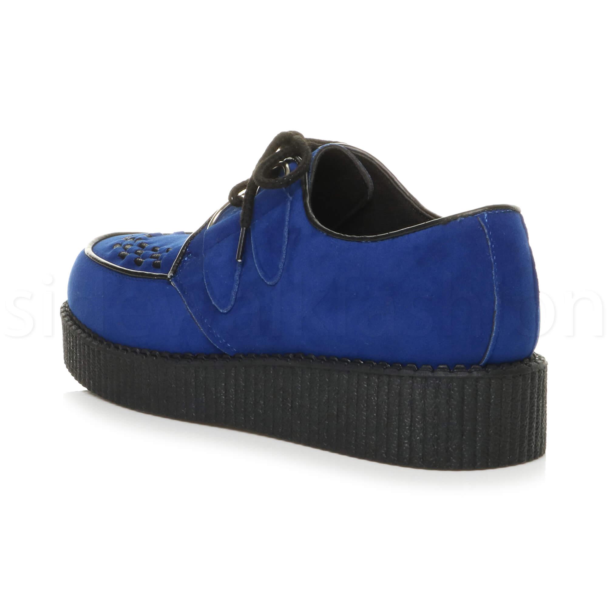 Boys Blue Suede Shoes