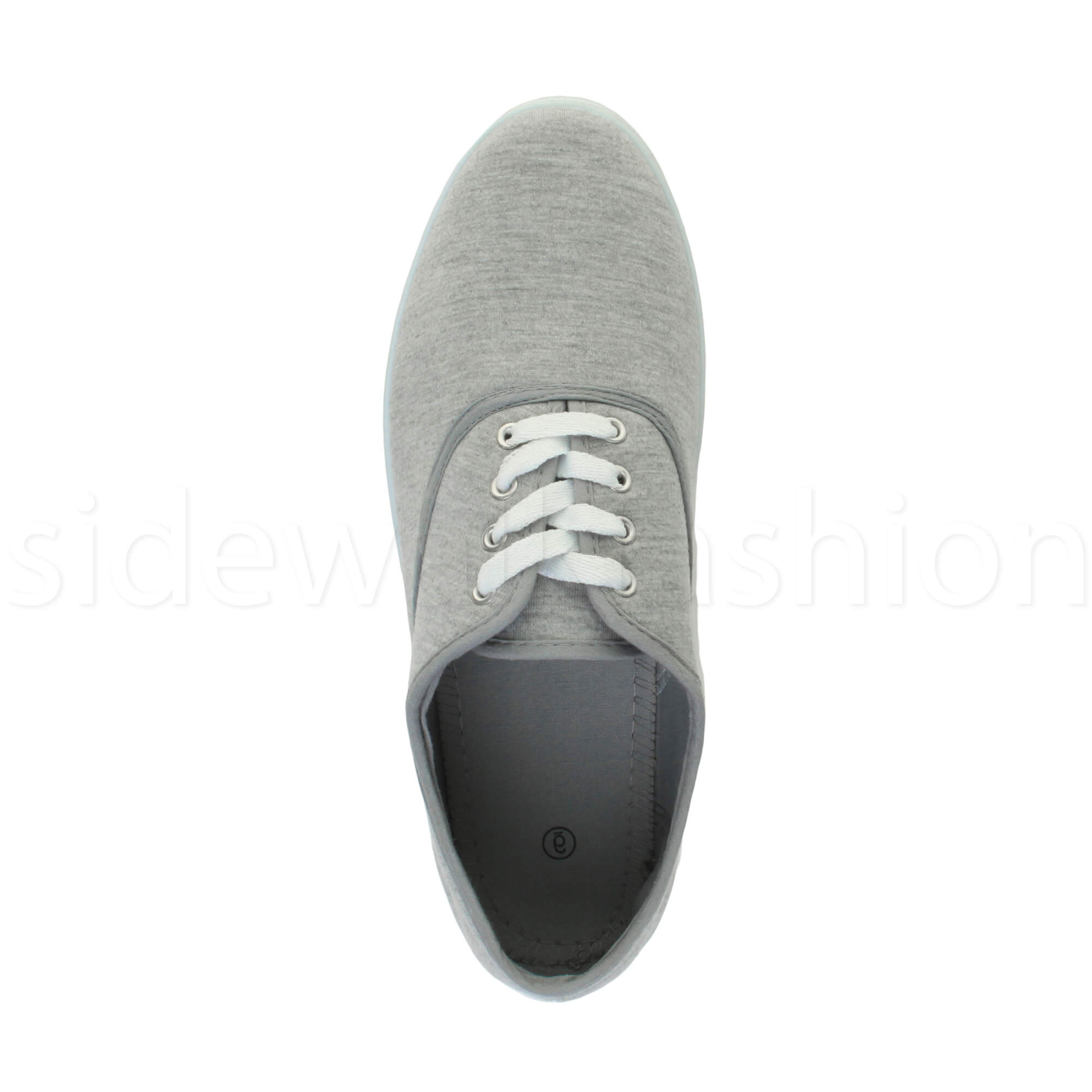 Mens-canvas-trainers-plimsoles-plimsolls-shoes-lace-up-pumps-size thumbnail 20