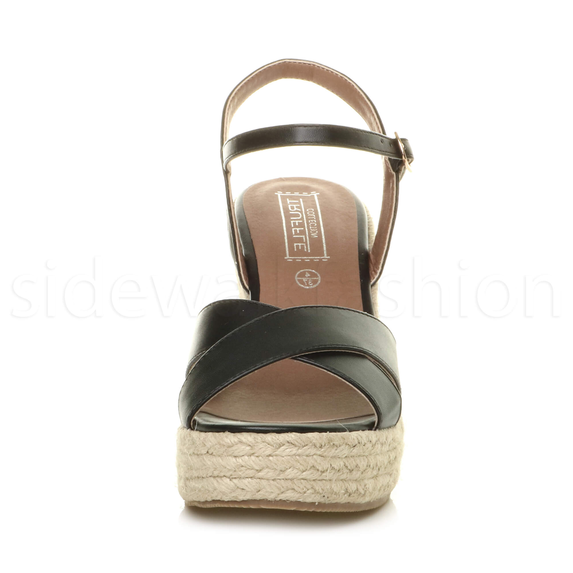 Womens-ladies-high-heel-wedge-rope-espadrilles-platform-strappy-sandals-size