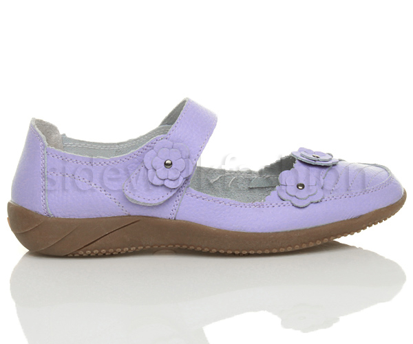 Womens-ladies-leather-comfort-walking-casual-sandals-mary-jane-strap-shoes-size thumbnail 23