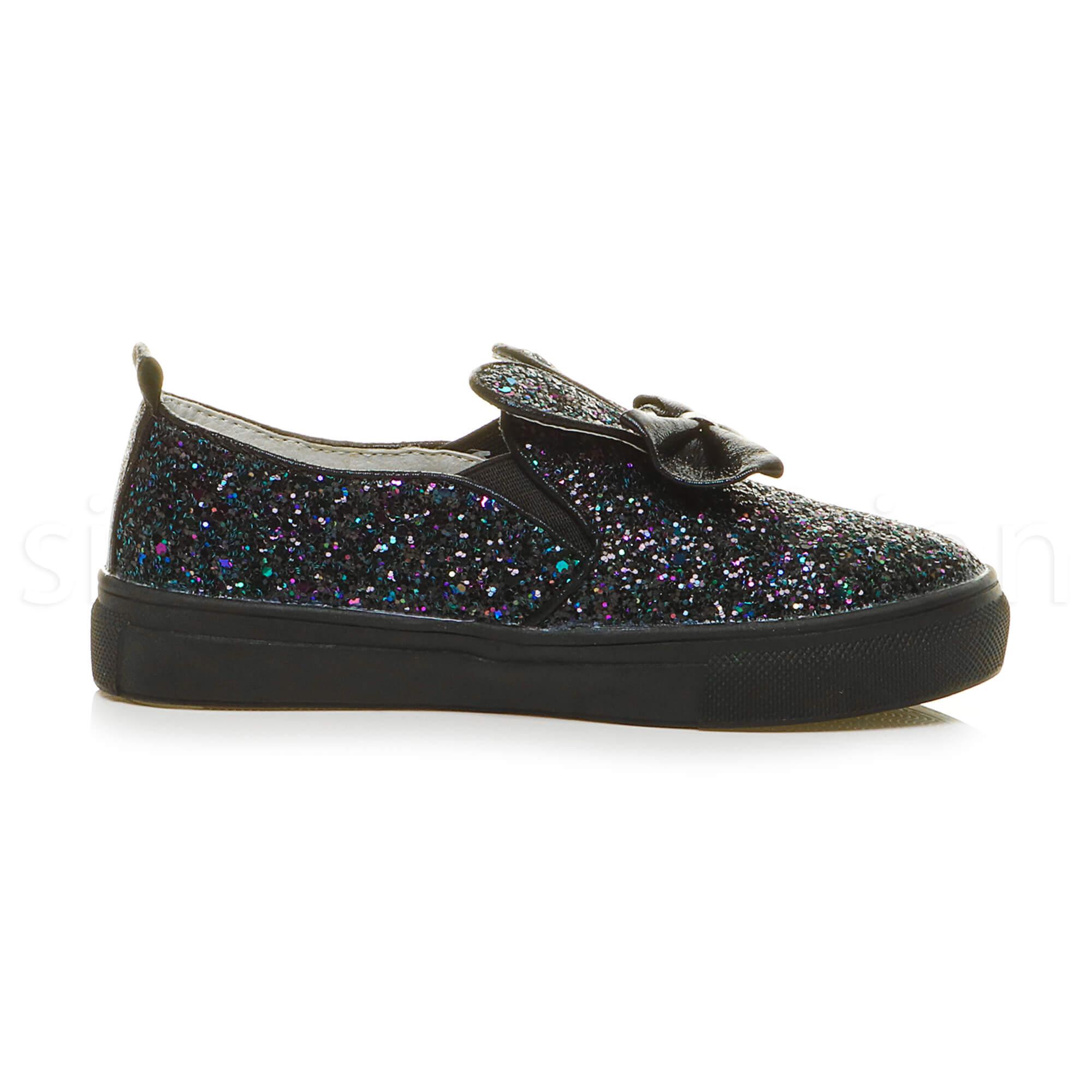 Kids Skater Slip On Shoes