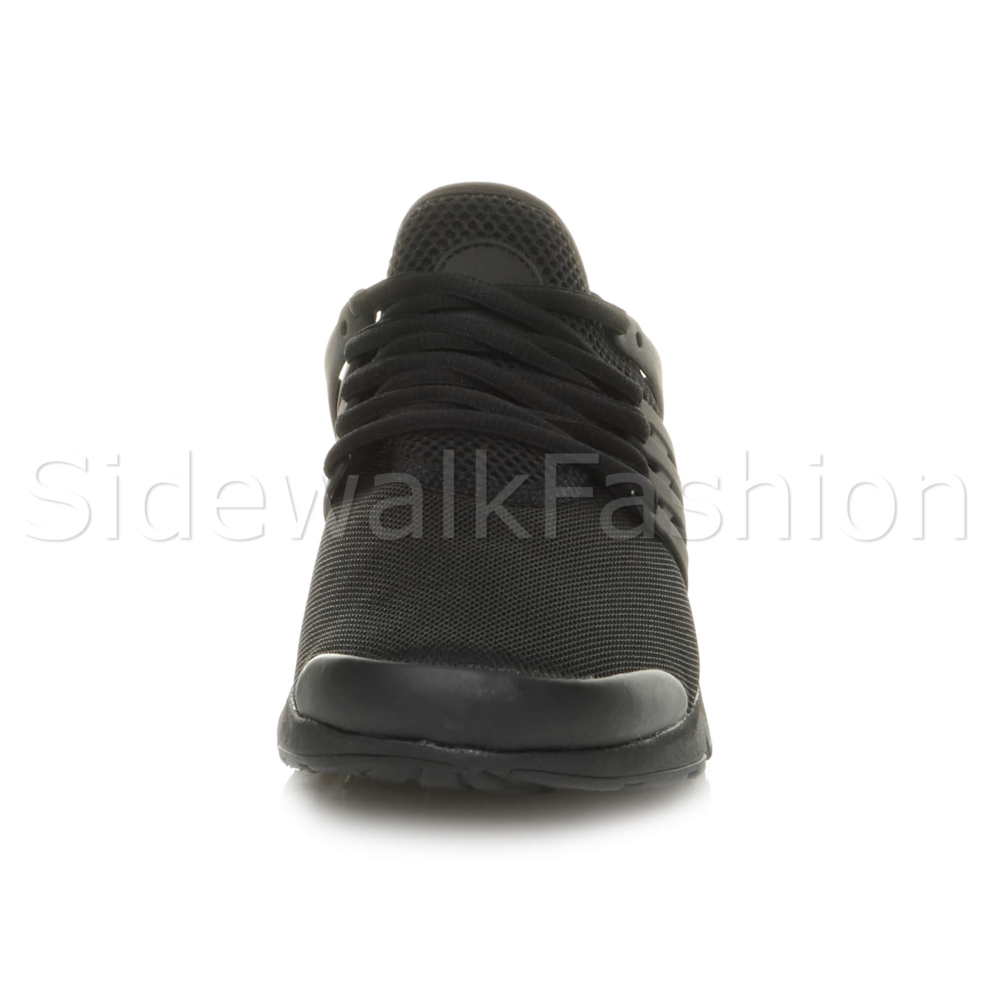 Mens-lace-up-sports-casual-low-top-gym-running-flexible-sneakers-trainers-size miniatuur 7