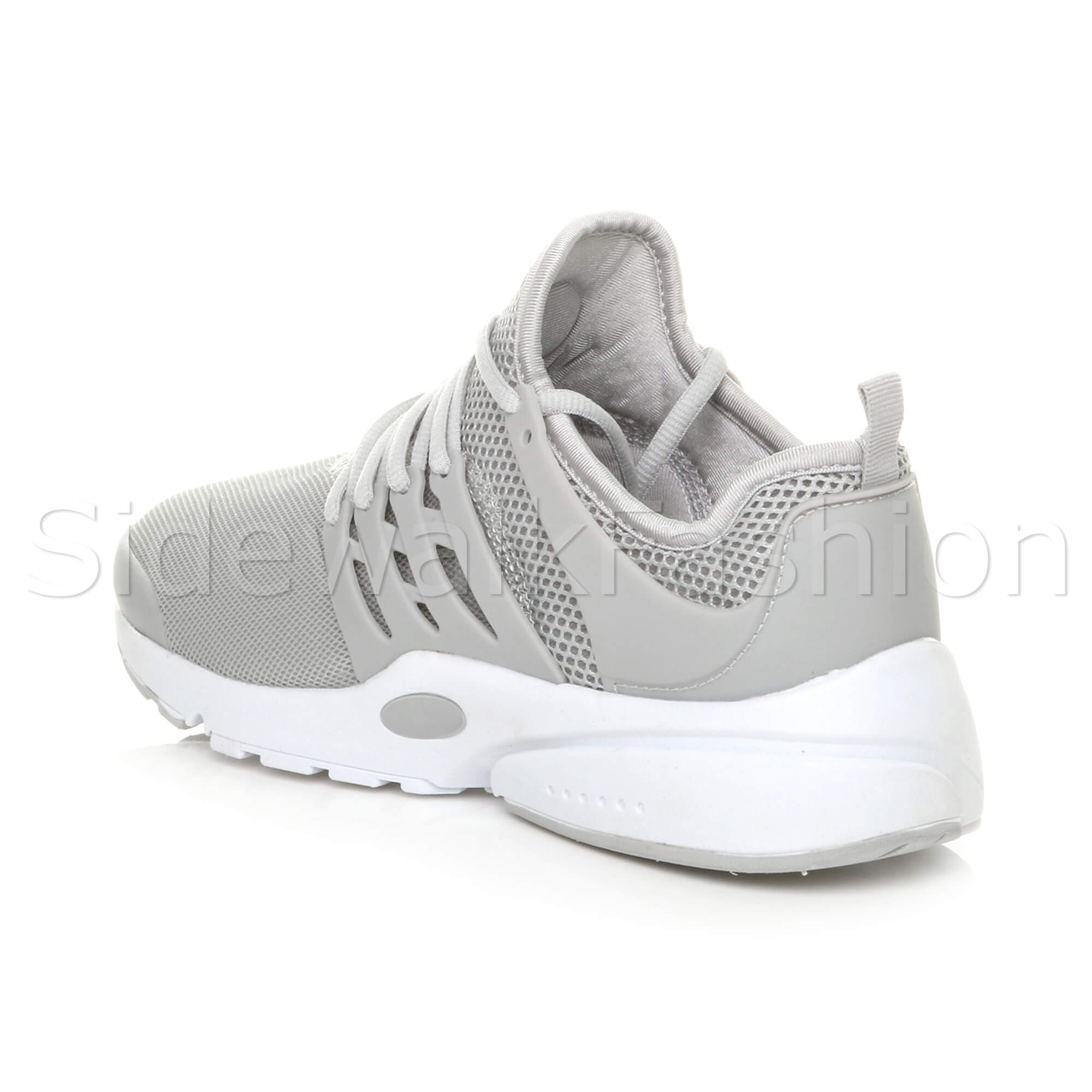 Mens-lace-up-sports-casual-low-top-gym-running-flexible-sneakers-trainers-size miniatuur 13