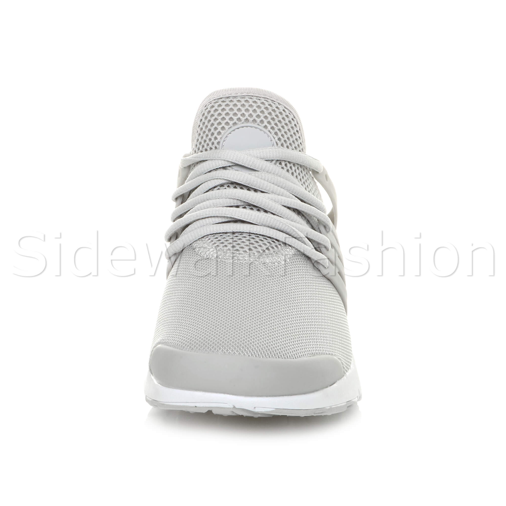 Mens-lace-up-sports-casual-low-top-gym-running-flexible-sneakers-trainers-size miniatuur 15
