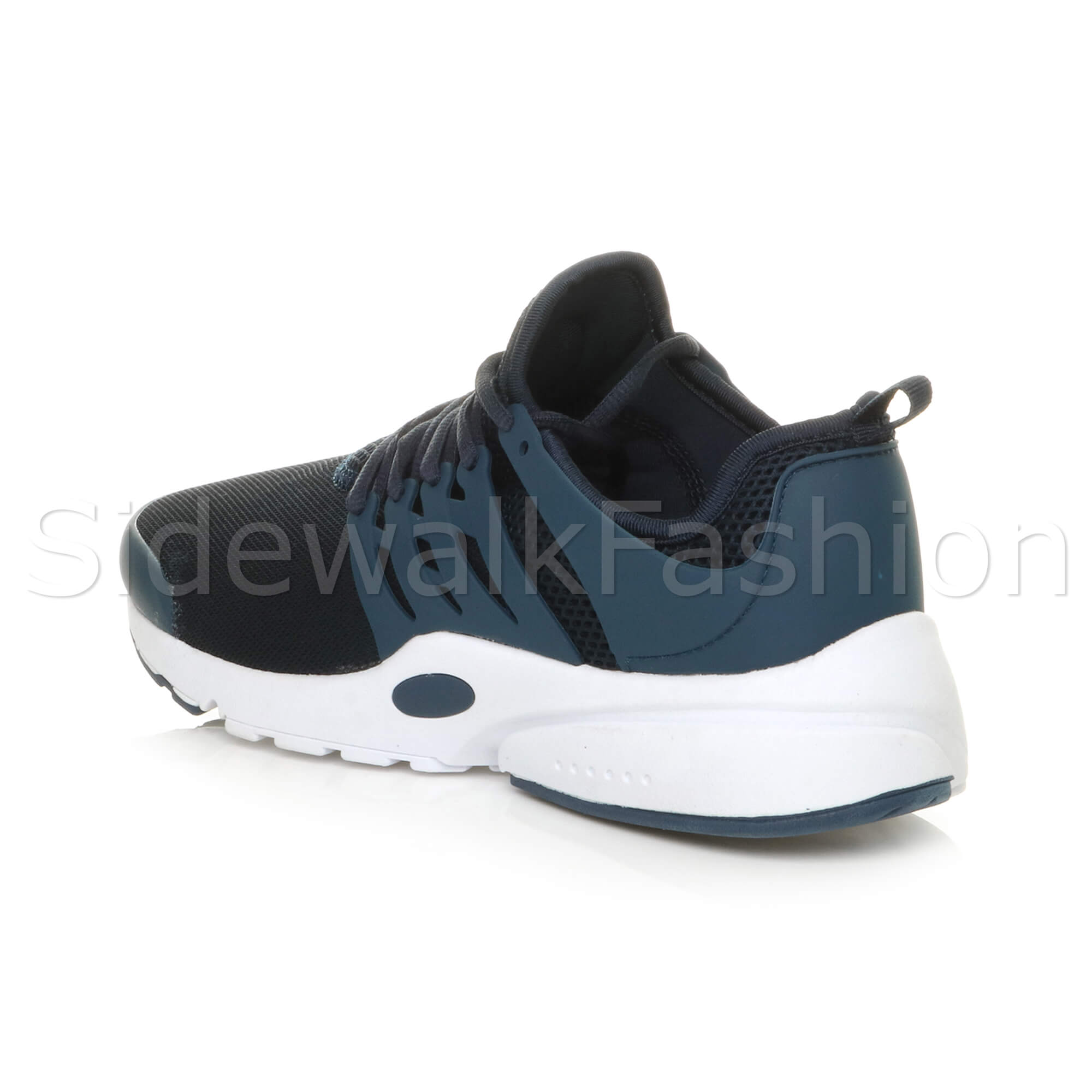 Mens-lace-up-sports-casual-low-top-gym-running-flexible-sneakers-trainers-size miniatuur 21