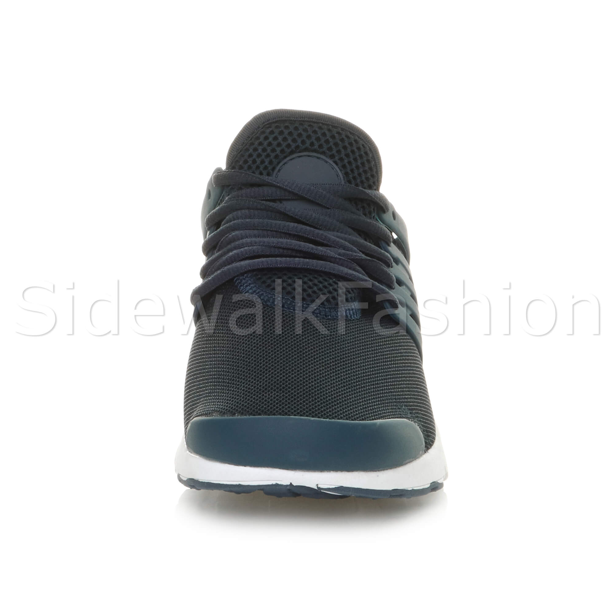 Mens-lace-up-sports-casual-low-top-gym-running-flexible-sneakers-trainers-size miniatuur 23