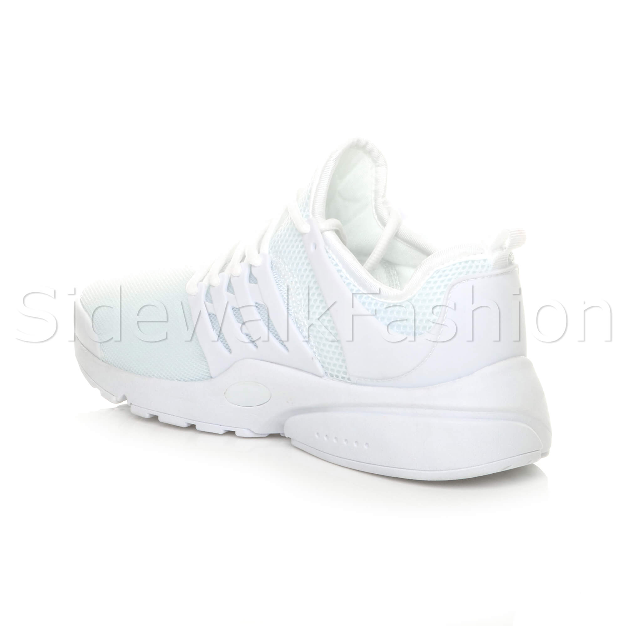 Mens-lace-up-sports-casual-low-top-gym-running-flexible-sneakers-trainers-size miniatuur 29