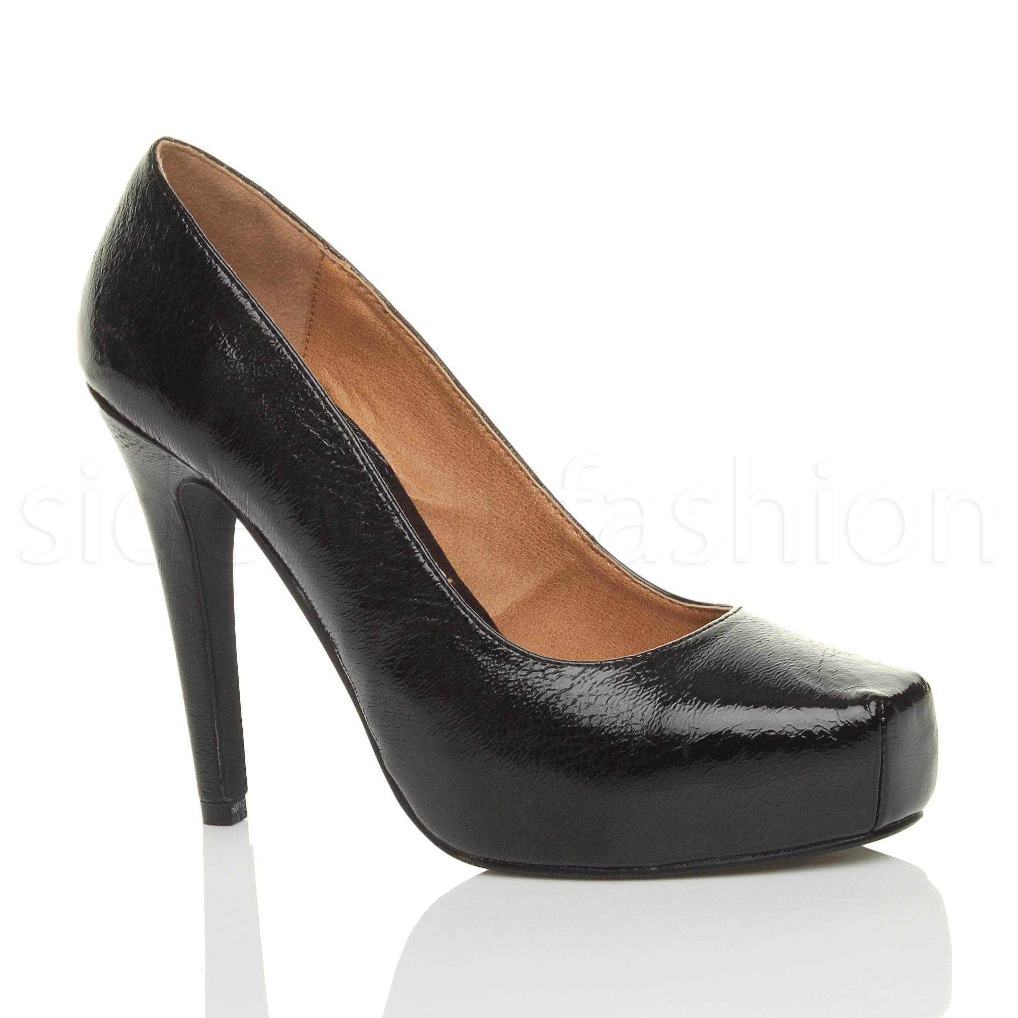 Mens Shoes High Heels Smart