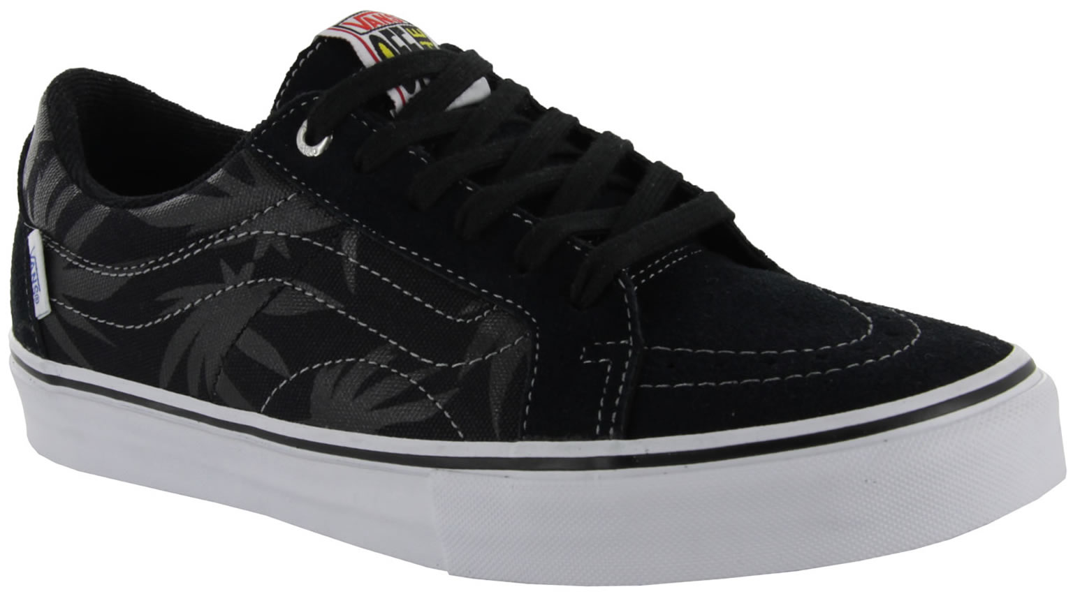 Vans Shoes AV Native American Low Navy Black  3c8c0fef2