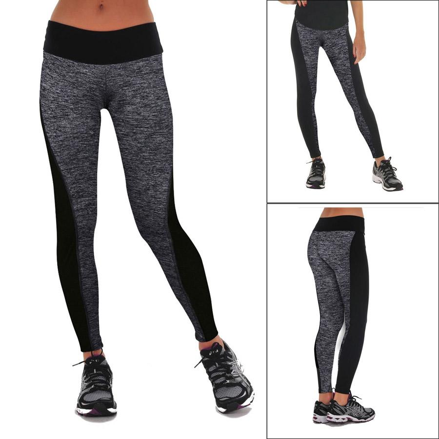 UK Women Yoga Pants Ladies Fitness Leggings Running Gym