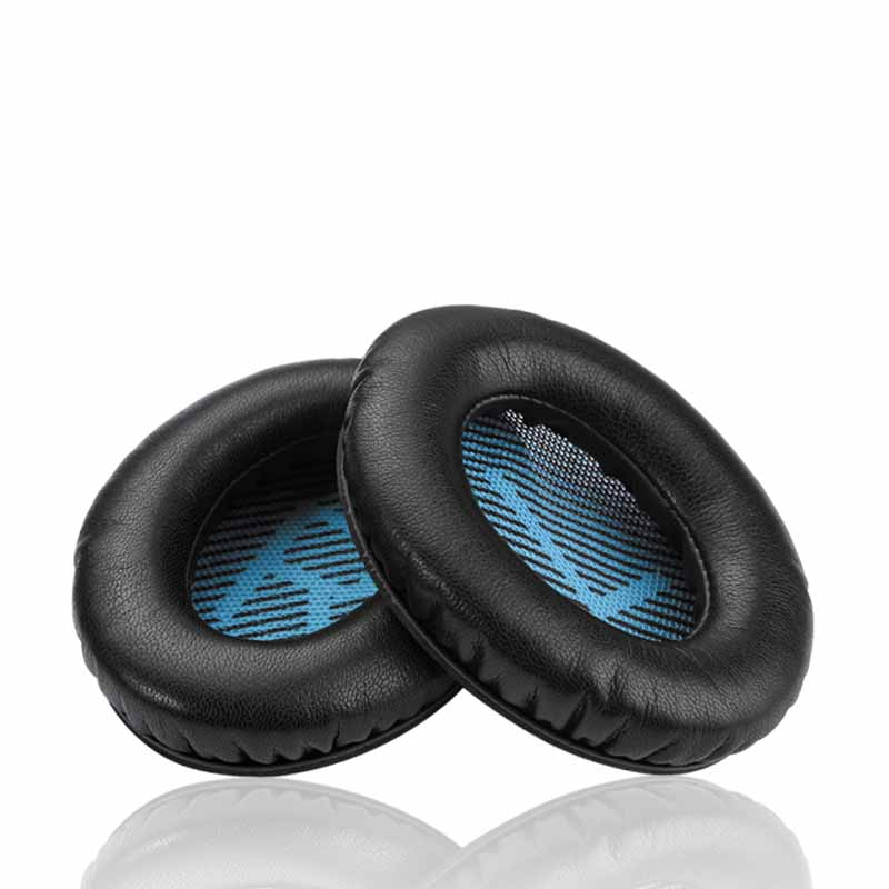 Best-Replacement-Ear-Pads-Cushions-Leather-for-BOSE-Quiet-QC25-QC15-QC2-QC35-AE2 miniatuur 10