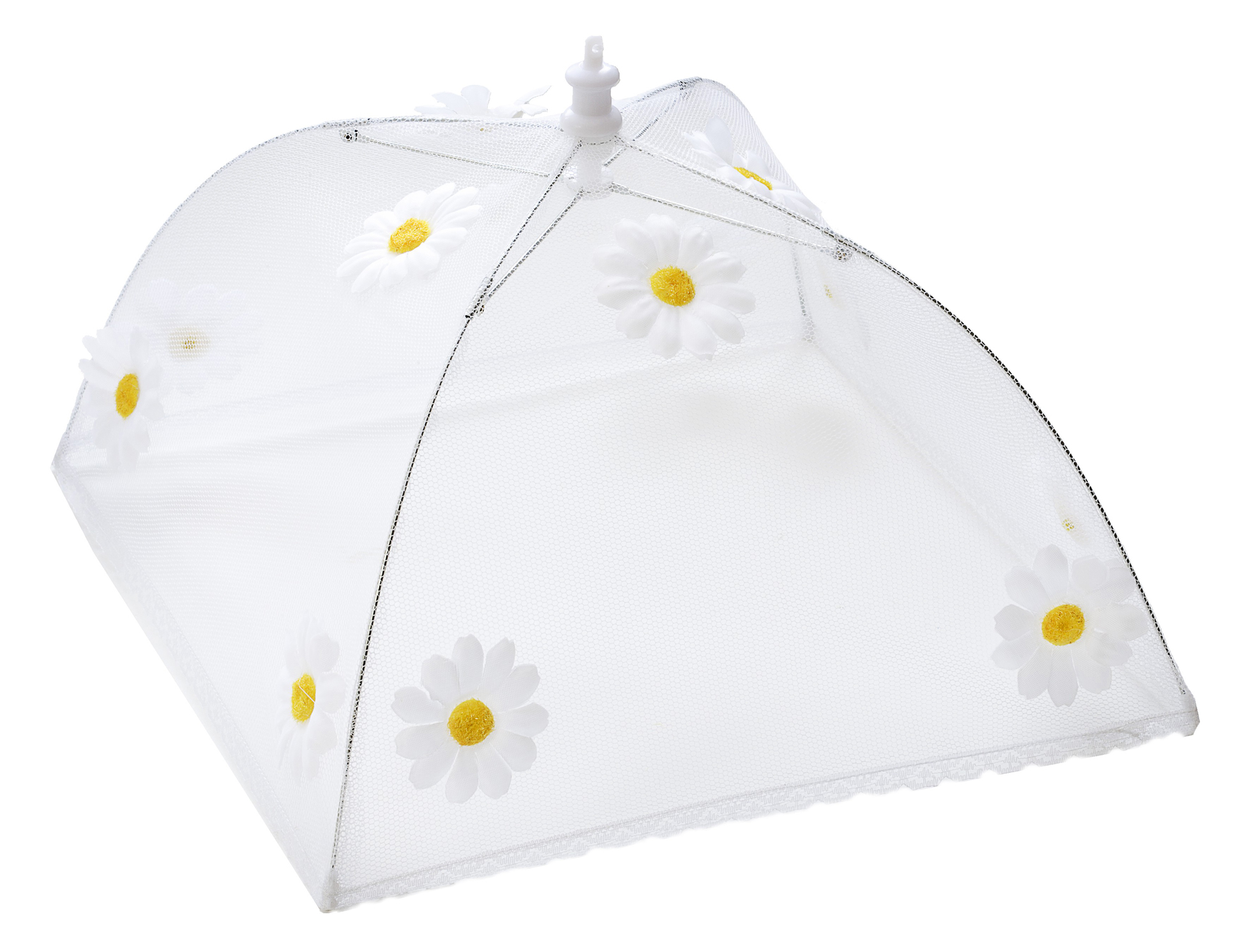 Epicurean Folding Mesh Net Food Cover Umbrella Collapsible
