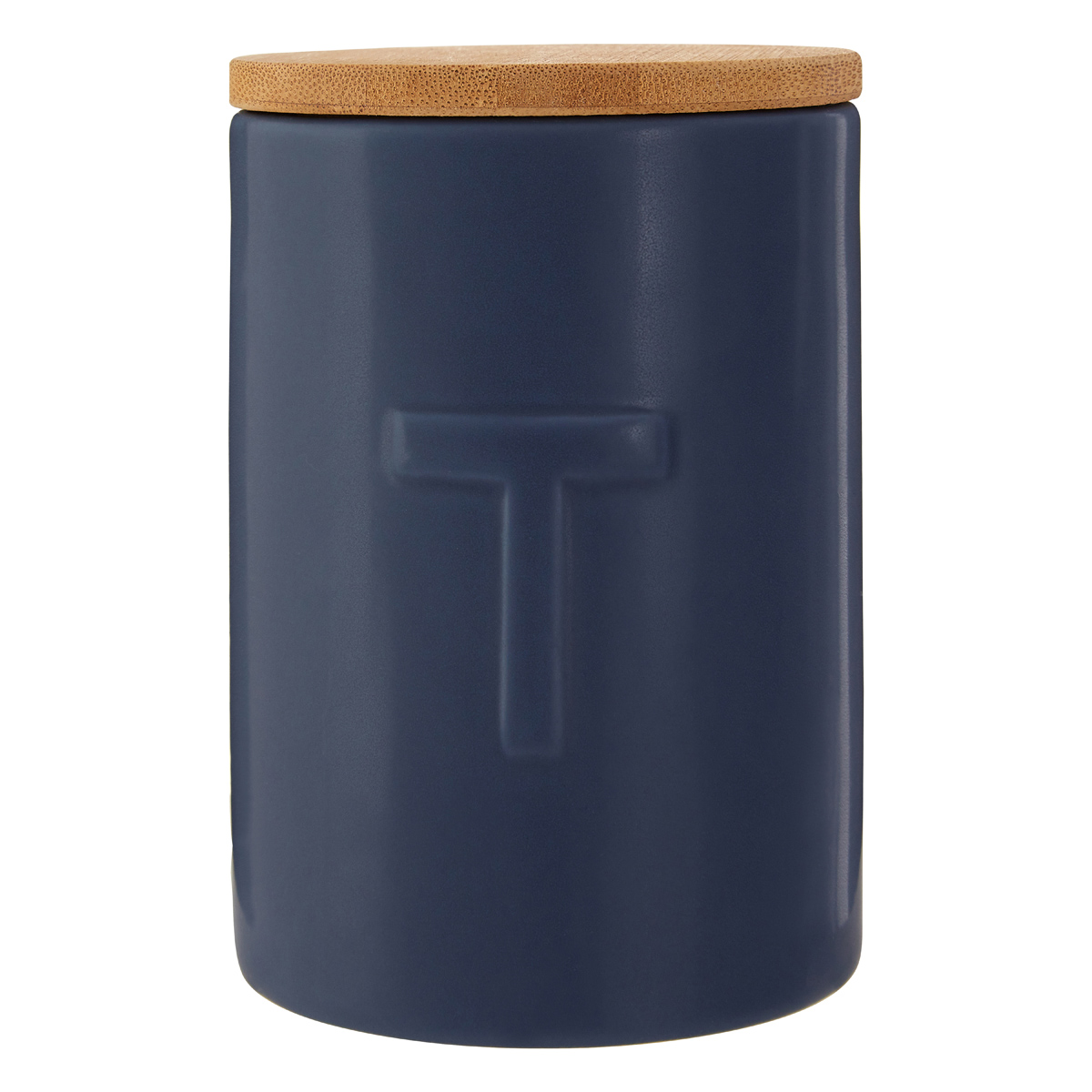 Premier Housewares Fenwick Tee Kanister, dunkelblau Küchen ...
