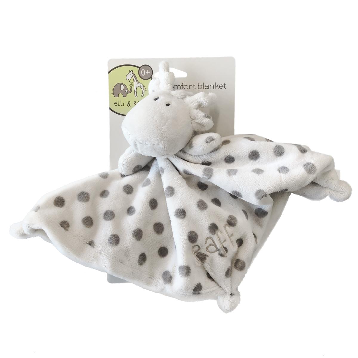 Grey Range ELLI Elli and Raff Comfort Blanket