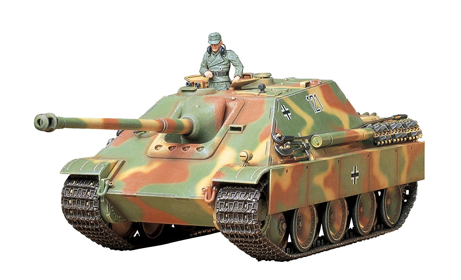 Tamiya 300035203 1 35 Wwii Special Automotive Vehicle 173 Hunting Scale Kits Ducati Desmosedici Panther