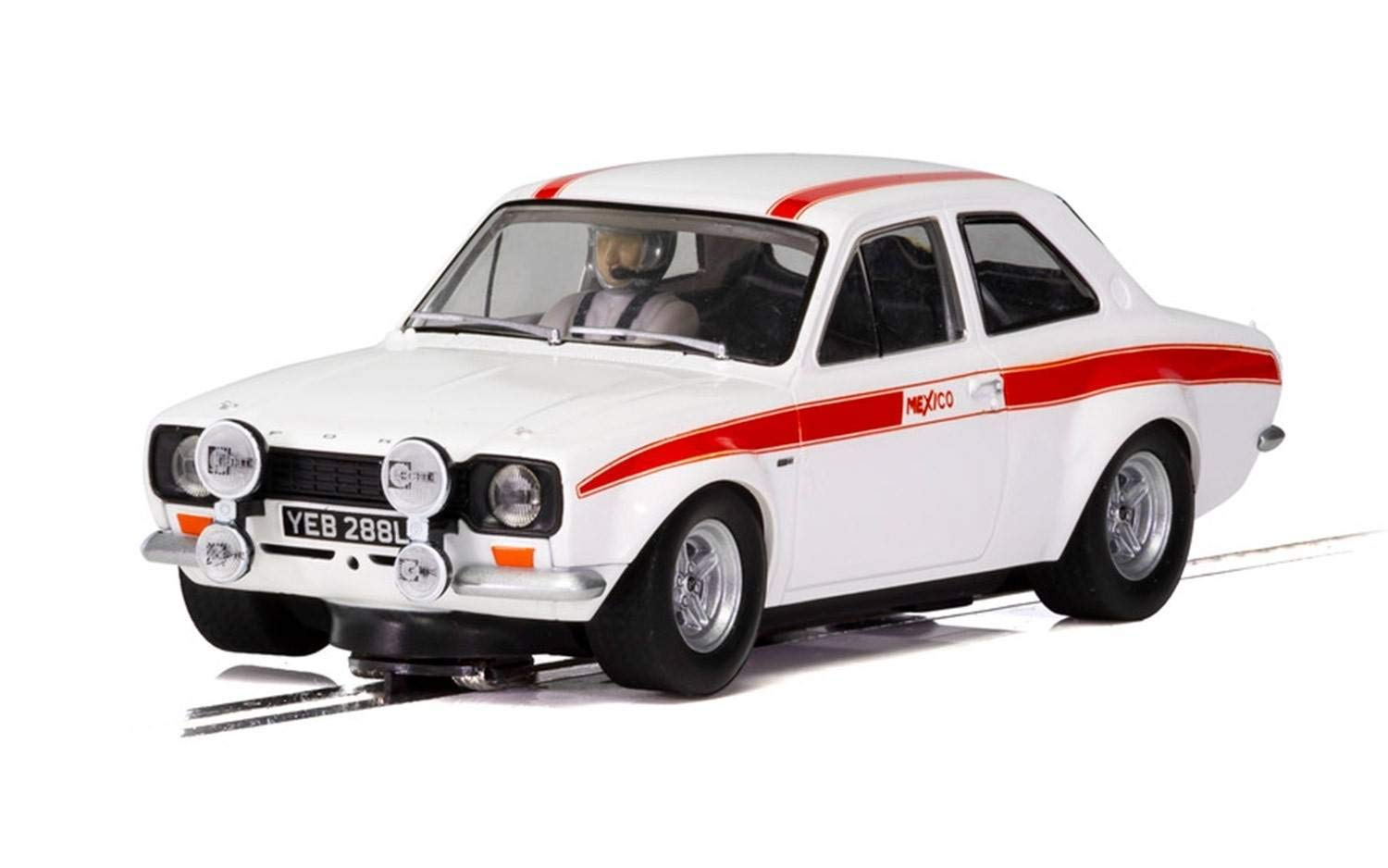 Scalextric C3934 Ford Escort Mk I 50th Anniversary