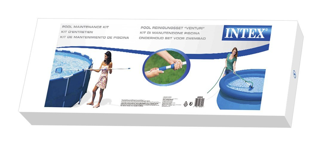 Actif Intex Piscine Kit De Maintenance-afficher Le Titre D'origine