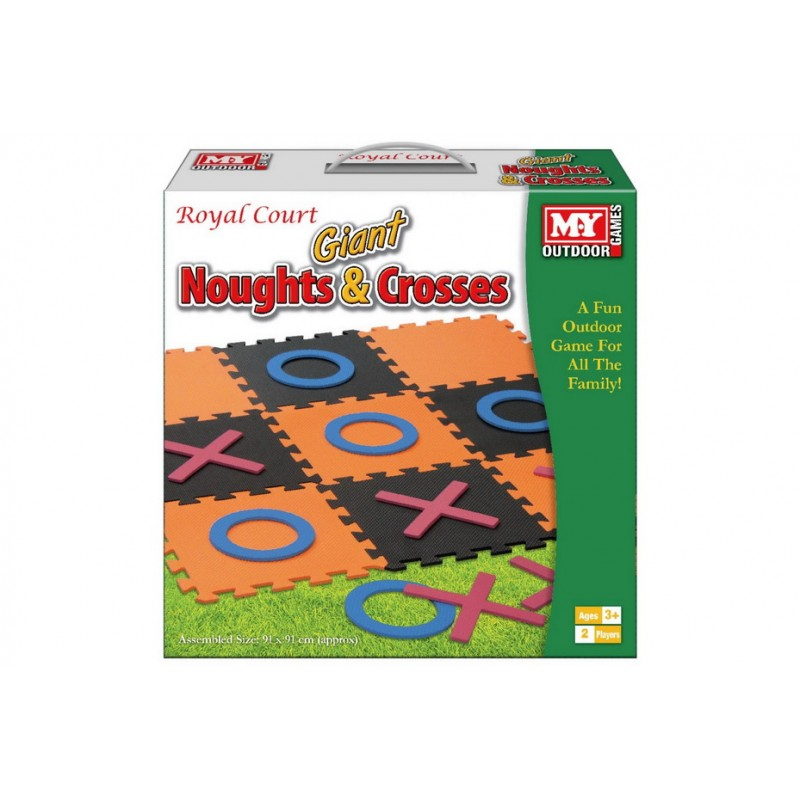 M.Y Giant Crosses Noughts & Crosses Giant Game c24cbf