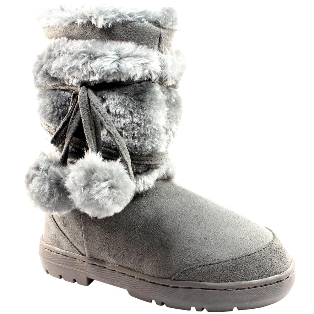 Pom Pom Boots Women S Shoes