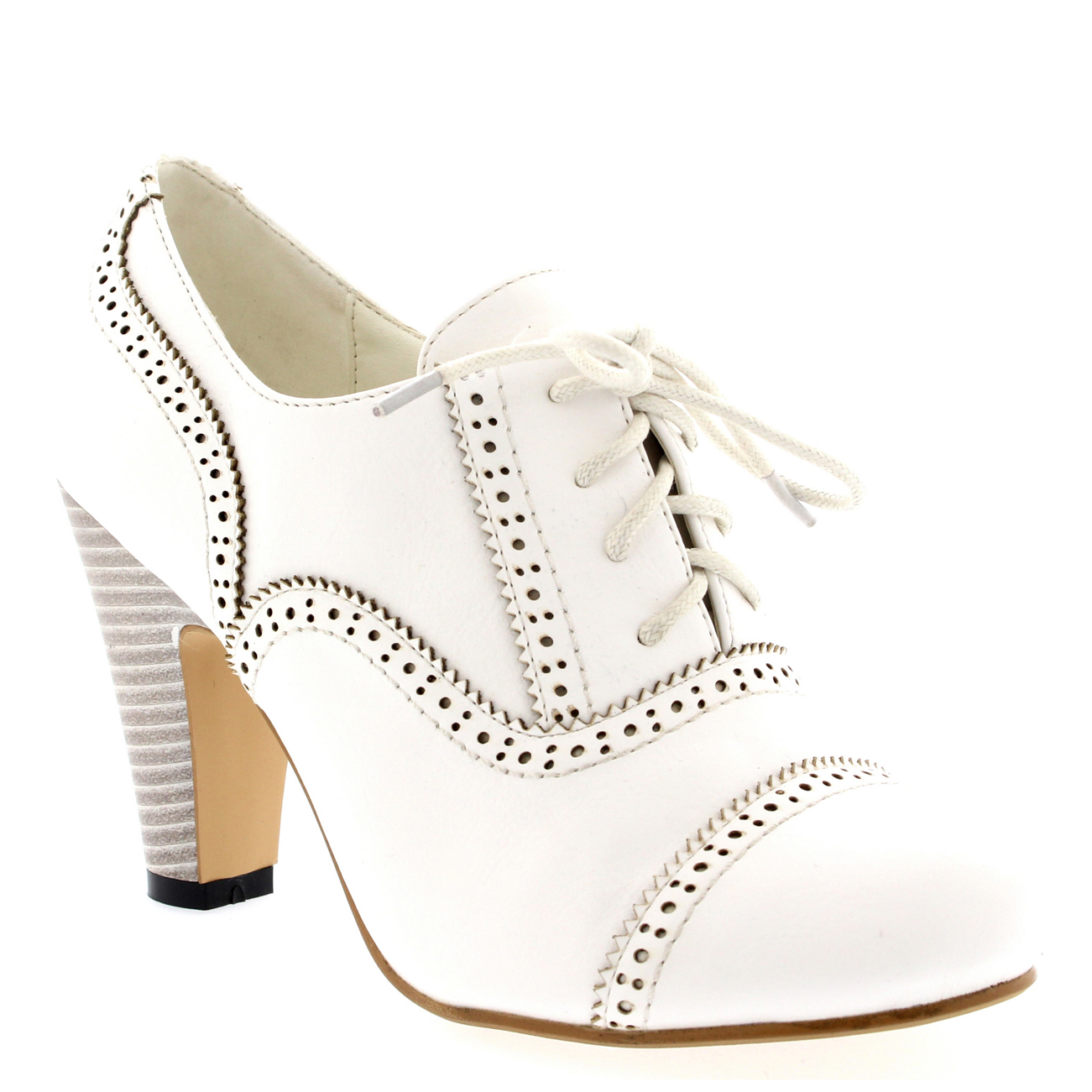 Womens Evening Mid Heel Ankle Boots Party Mary Jane Shoes Block ...