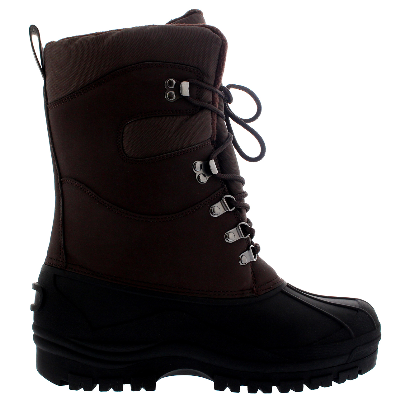 Polar Mens Snow Hiking Mucker Duck Grafters Waterproof Saftey Thermal Boots