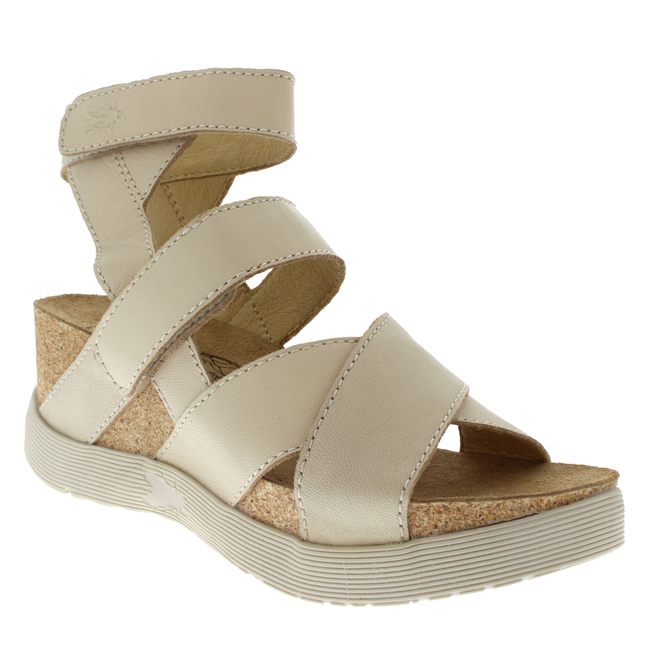 Womens-Fly-London-Wedge-Leather-Open-Toe-Summer-Cut-Out-Sandals-US-5-12 thumbnail 16