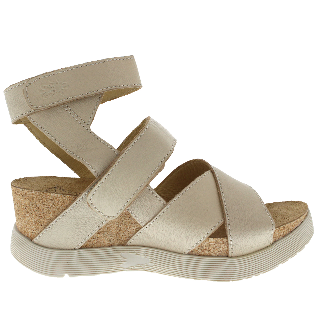 Womens-Fly-London-Wedge-Leather-Open-Toe-Summer-Cut-Out-Sandals-US-5-12 thumbnail 17